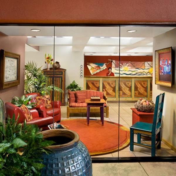 BW Rio Grande Inn Albquerque - lobby
