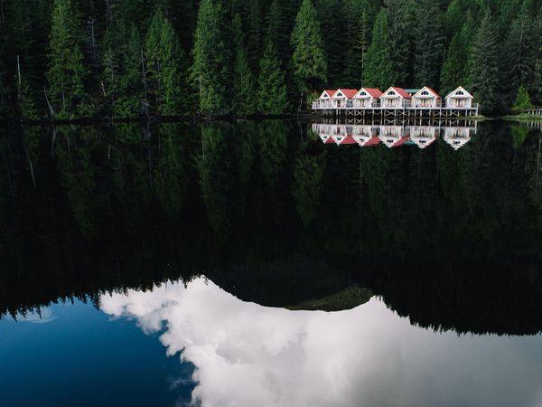 Nimmo Bay Resort, Mackenzie Sound, British Columbia - Doets Reizen