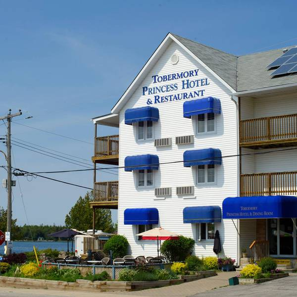 Tobermory Princess Hotel - 1