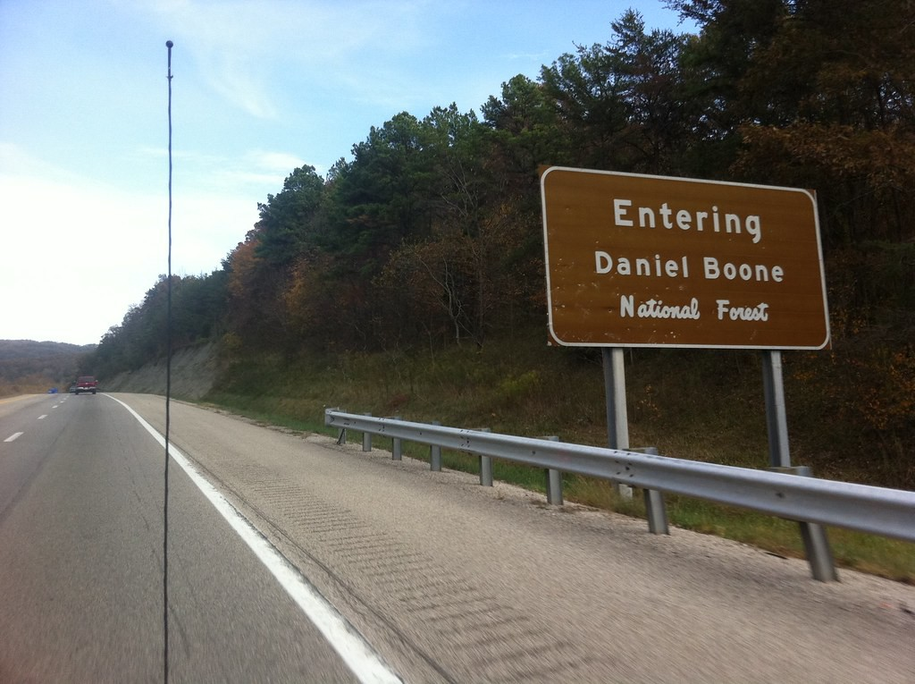 Daniel Boone National Forest