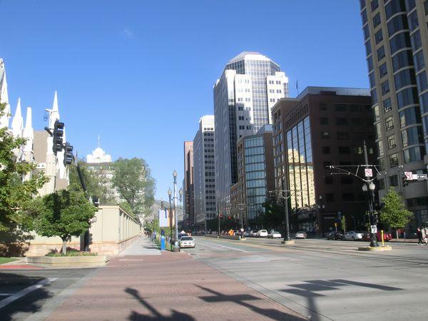 Salt Lake City - Utah - Doets Reizen