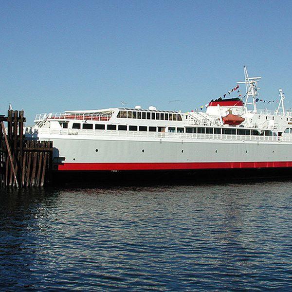 Ferry Victoria - Port Angeles (v.v.)