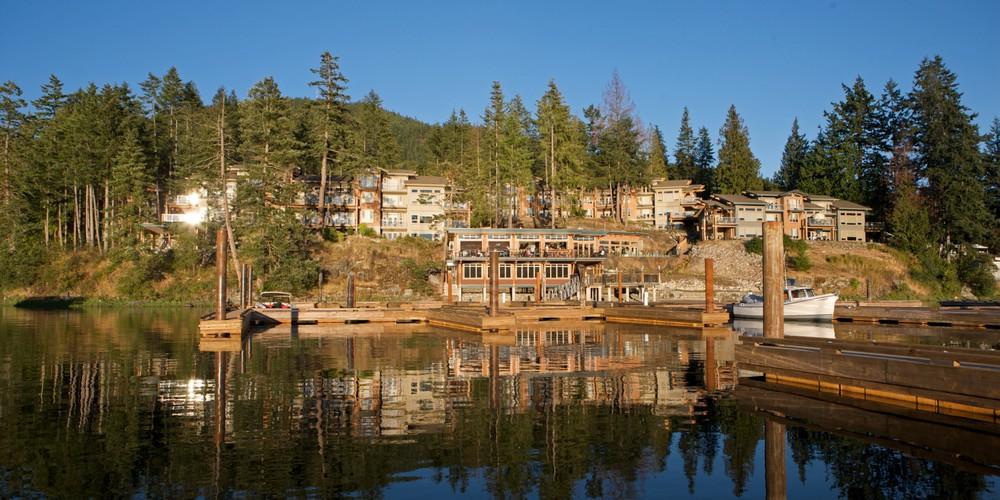 Painted Boat Resort - Sunshine Coast - British Columbia - Canada - Doets Reizen