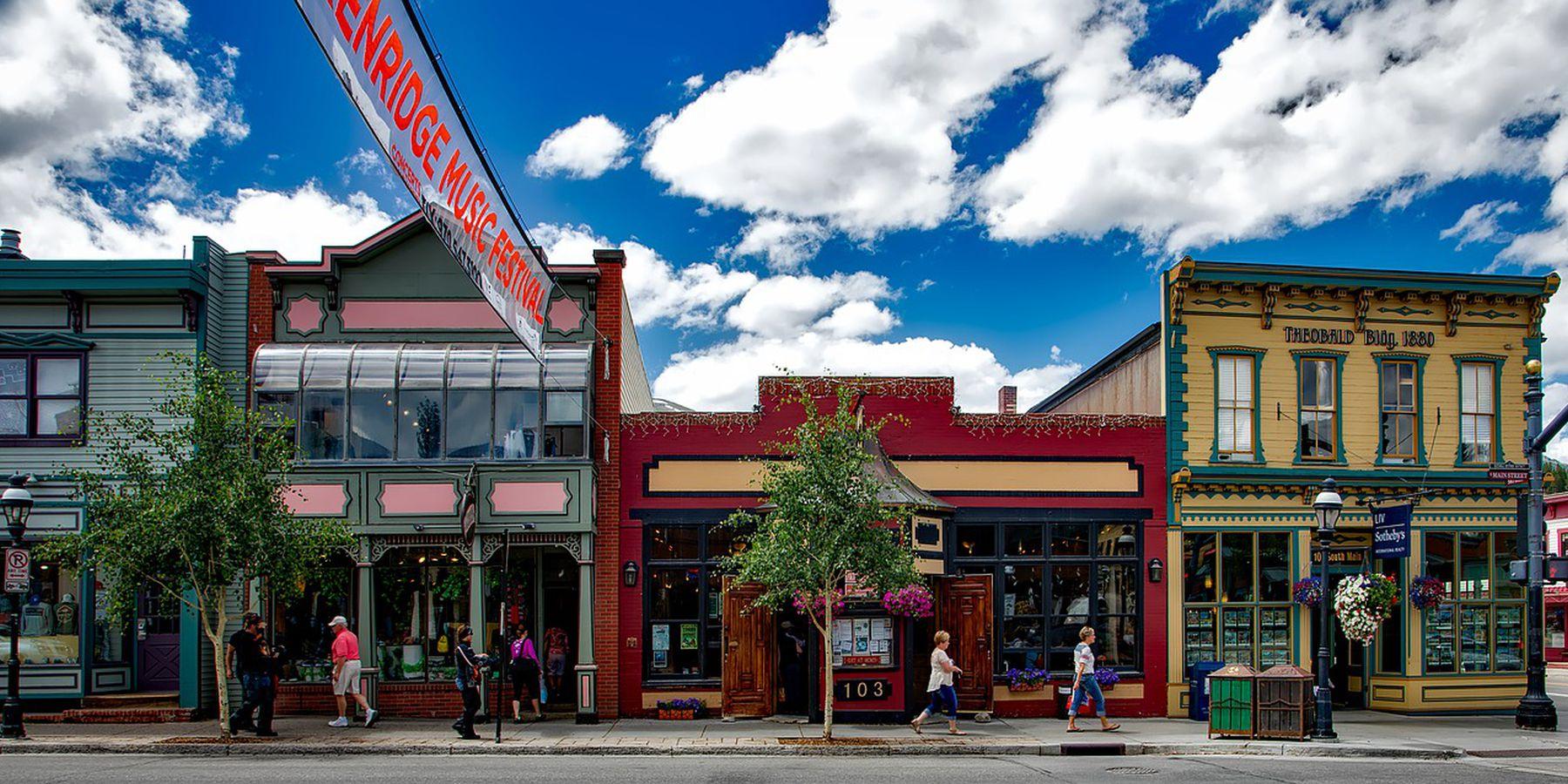 Breckenbridge - Colorado - Doets Reizen