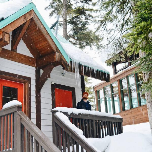 Emerald Lake Lodge Winter -12