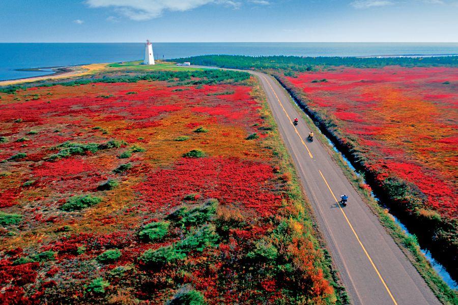 Miscou Island - New Brunswick - Canada - Doets Reizen