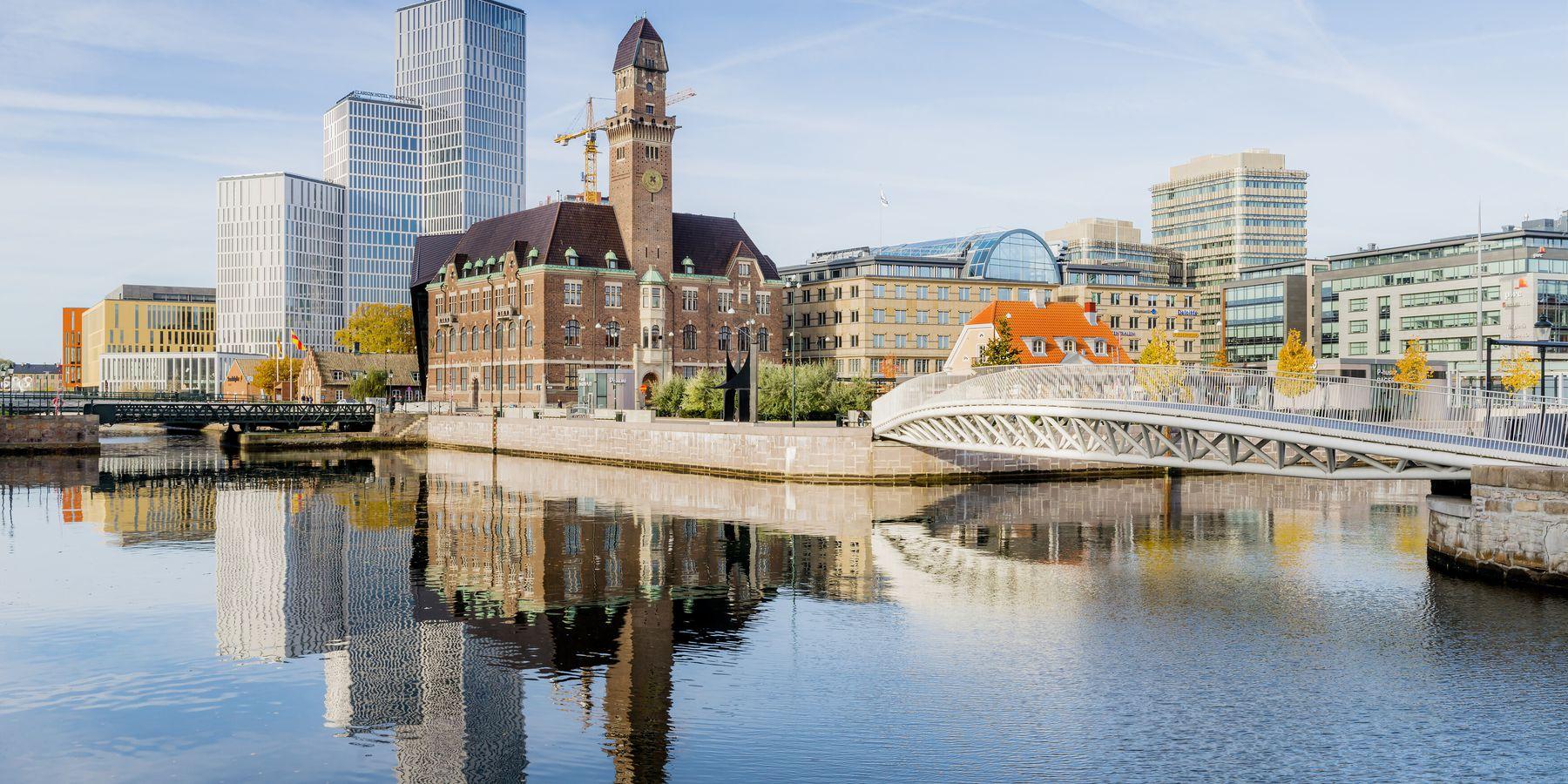 Malmö Skyline - Doets Reizen - Vakantie in Zweden - Credits Werner Nystrand & Visit Sweden