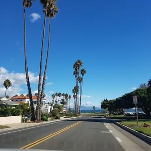 Richting de eindbestemming LA - Dag 24 - Foto