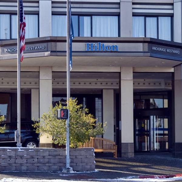 Hilton Anchorage - 1