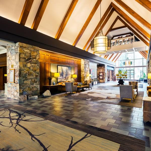Fairmont Chateau Whistler Resort - exterior