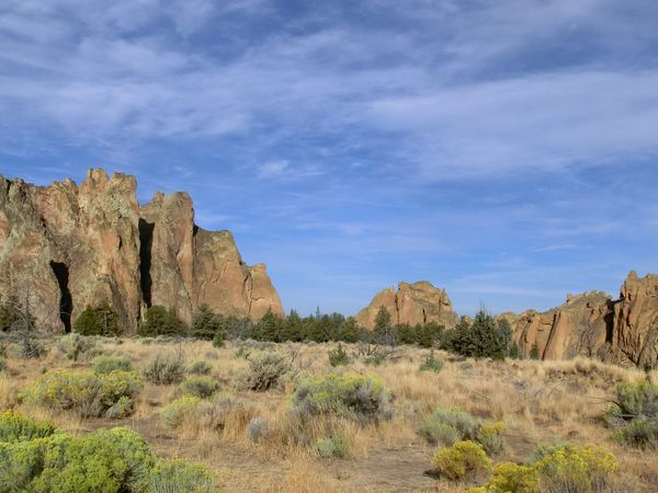 Smith Rock State Park - Bend - Oregon - Doets Reizen