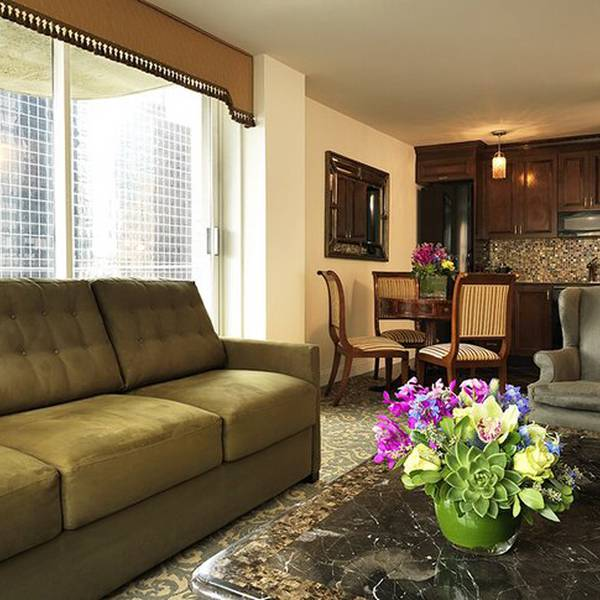Kimberly Apartments New York - kamer