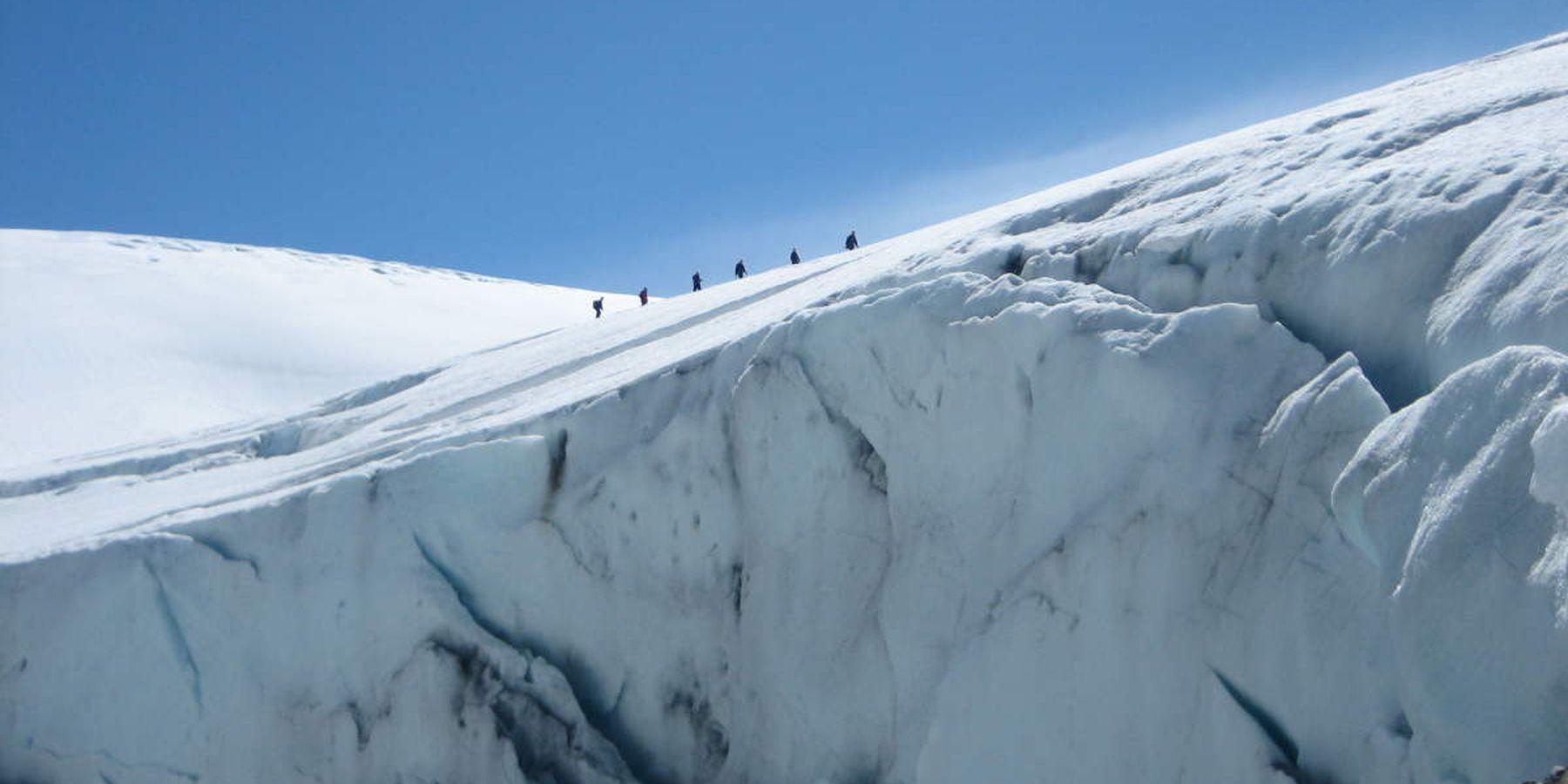 Folgefonna Gletsjer - Doets Reizen - Vakantie Noorwegen - Credits VisitNorway