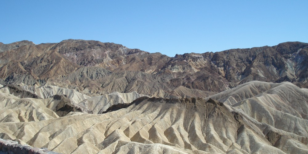 Death Valley NP in California