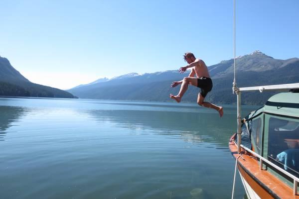 Wells Gray Provincial Park - British Columbia - Canada - Doets Reizen
