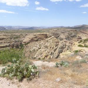 Via de Apache trail naar Sedona - Dag 8 - Foto