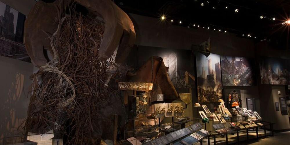 9/11 Memorial & Museum - New York - Doets Reizen