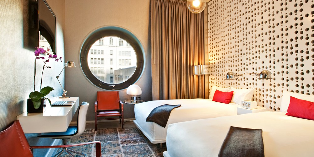 Dream Downtown Hotel - New York - Doets Reizen
