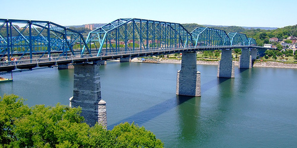 Chattanooga - Tennessee - Amerika - Doets Reizen