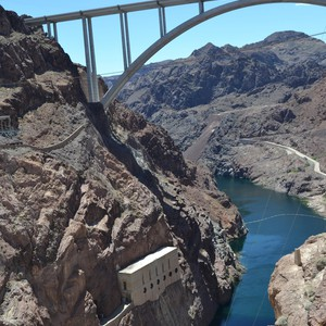 Hoover Dam & Las Vegas - Dag 8 - Foto