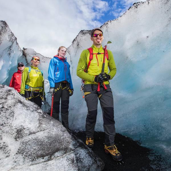 Solheimajökull Glacier Exploration - Vakantie IJsland - Doets Reizen - Credits to Bjorgvin Hilmarsson