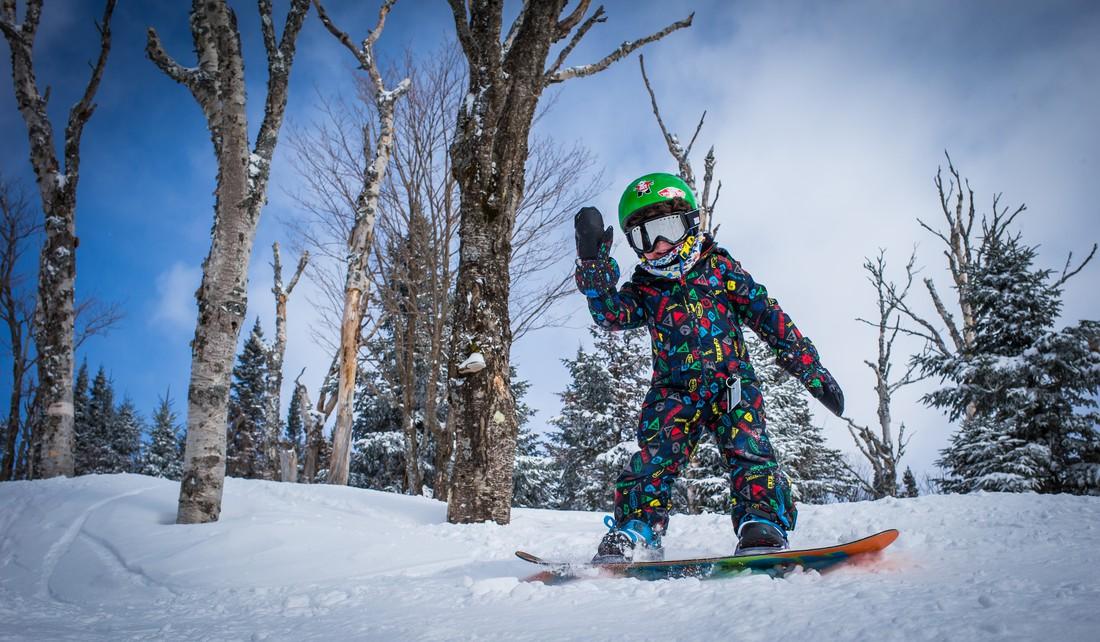 Wintersport Mont Tremblant Canada