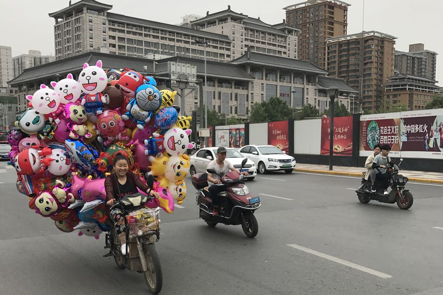 Xi'an - China - Doets Reizen