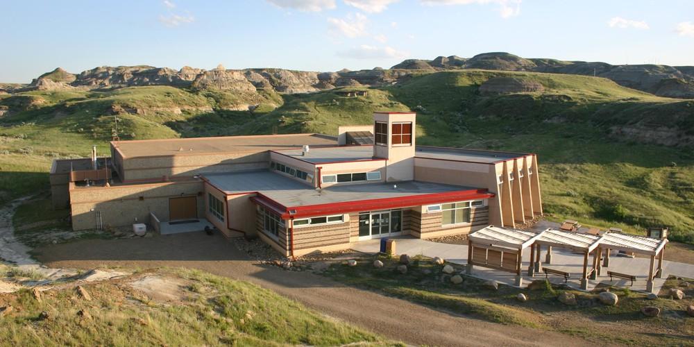 Dinosaur Provincial Park - Alberta - Canada - Doets Reizen