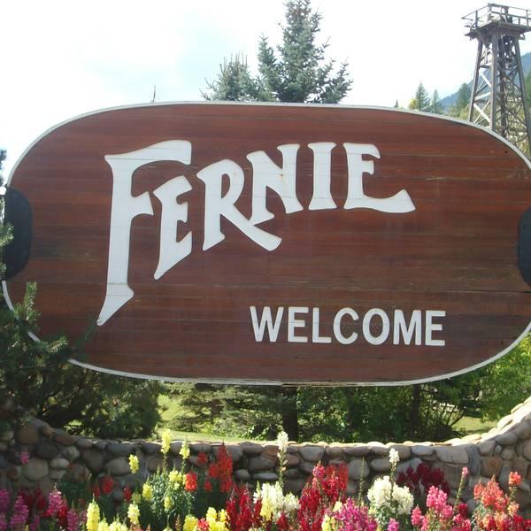 Fernie - British Columbia - Canada - Doets Reizen