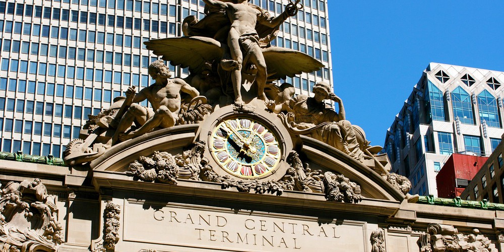 Grand Central Station - New York - Doets Reizen