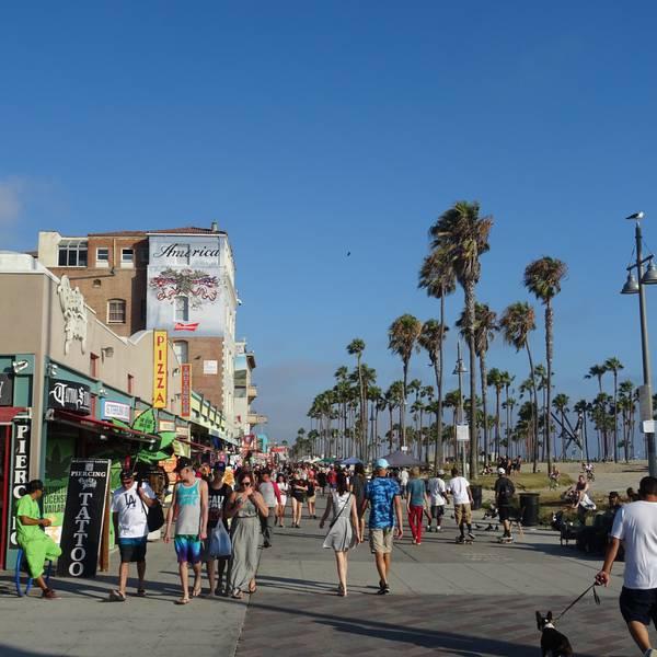 Venice Beach - Los Angeles - California - Amerika - Doets Reizen