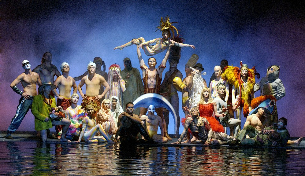 Cirque du Soleil Shows in Las Vegas, Nevada
