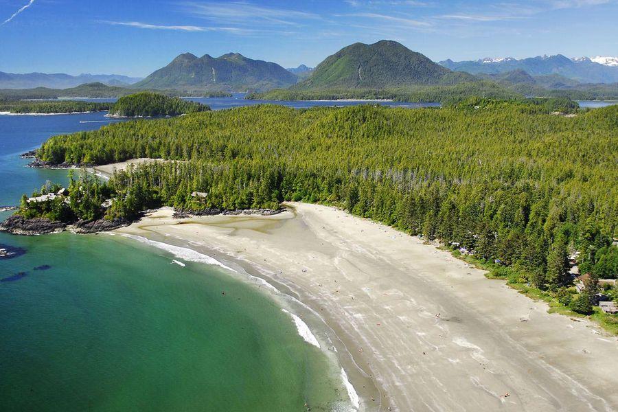 Pacific Rim National Park - Vancouver Island - British Columbia - Canada - Doets Reizen