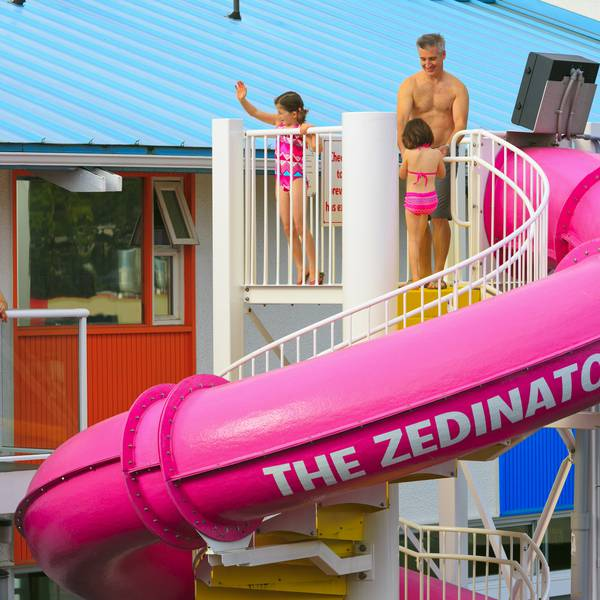 Hotel ZED Victoria - pool