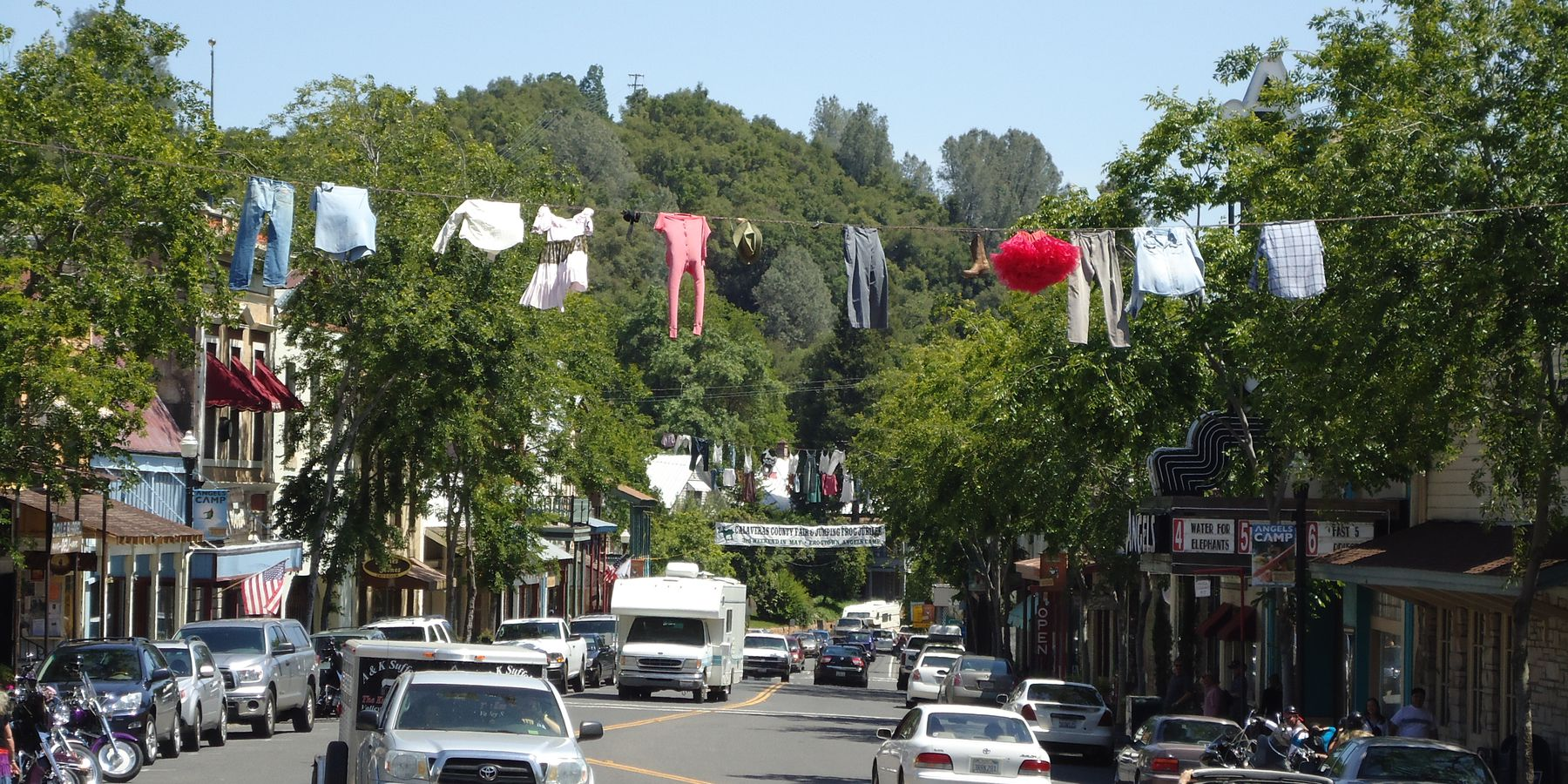Sonora - California - Amerika - Doets Reizen