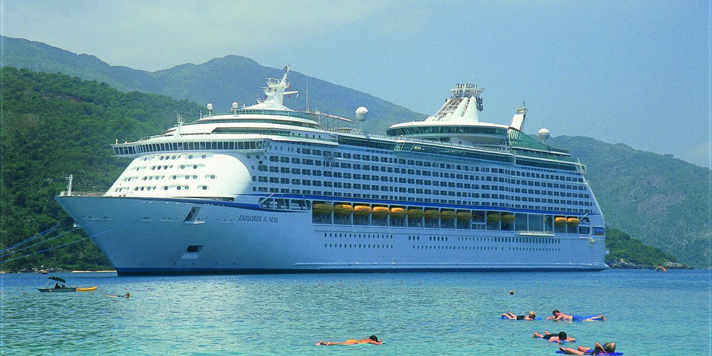 Explorer of the Seas Royal Caribbean