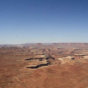 Canyonlands en Dead Horse Point - Dag 18 - Foto