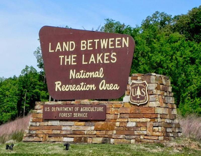 Land between the Lakes - Kentucky - Amerika - Doets Reizen