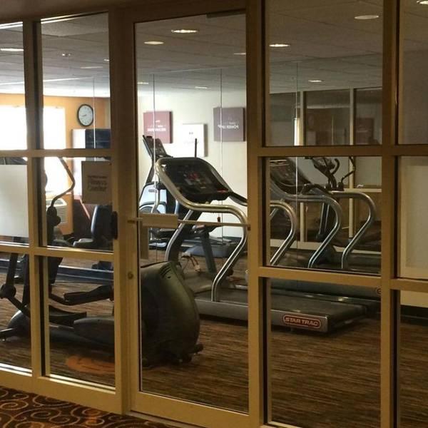 Comfort Suites O'Hare Airport, fitnessruimte