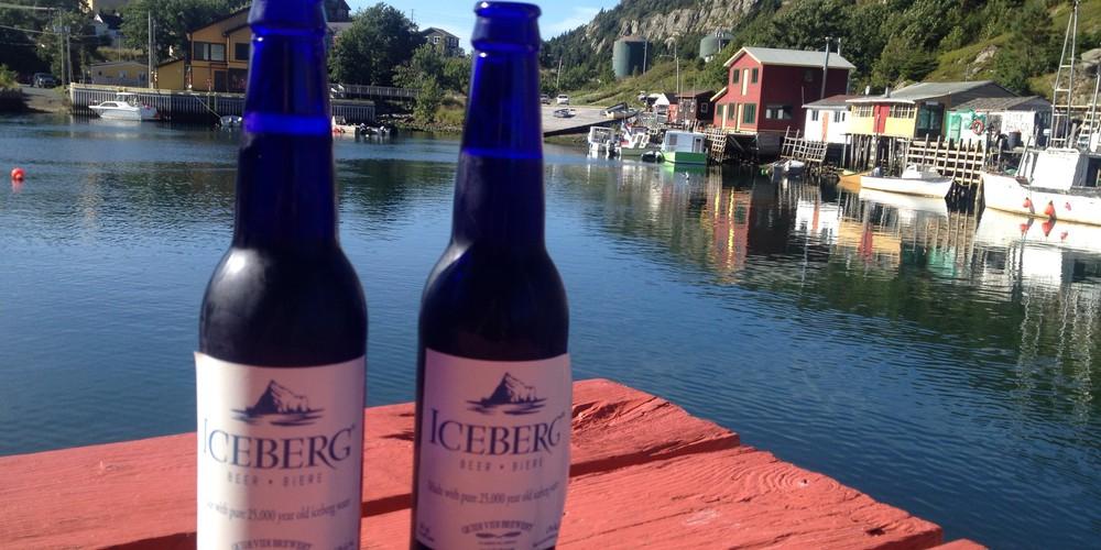 Iceberg Beer - St. John's - Newfoundland & Labrador - Canada - Doets Reizen