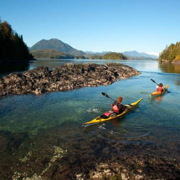 Beaches & Glaciers, Hike and Kayak - 4