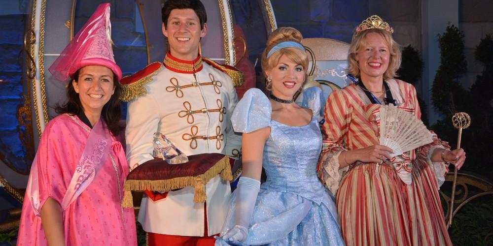 Magic Kingdom Disney Orlando Florida