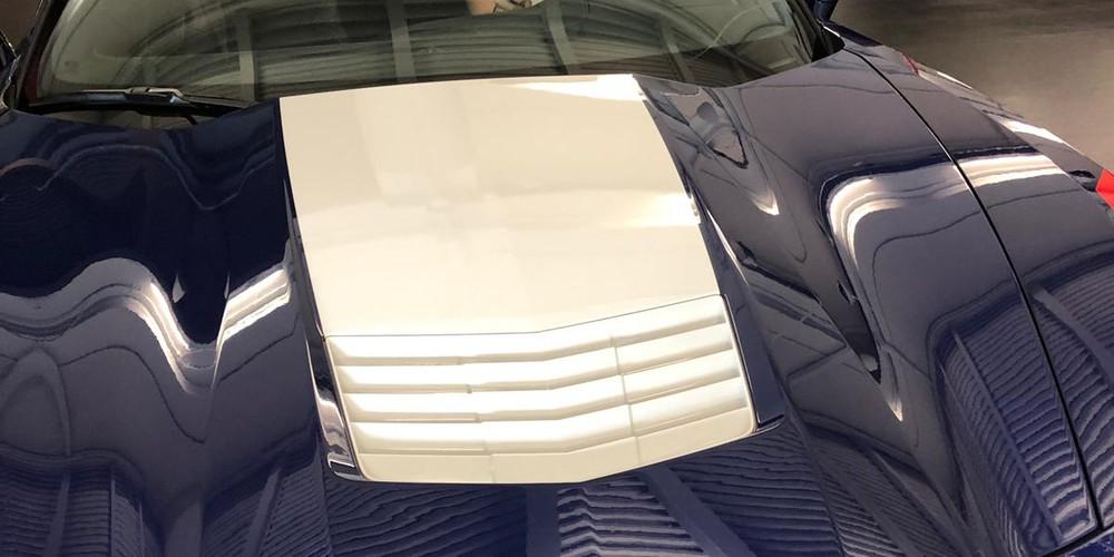 National Corvette museum - Bowling Green - Kentucky - Amerika - Doets Reizen