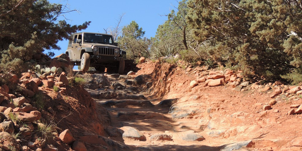 JeepTour Oak Creek Canyon - Sedona - Arizona - Doets Reizen