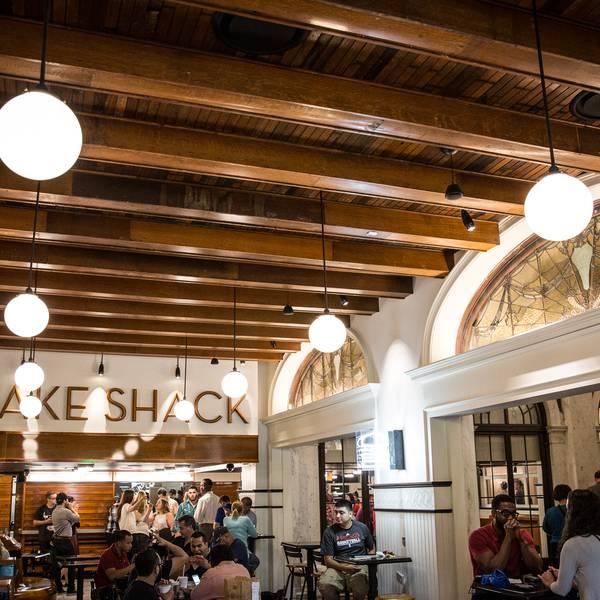 Chicago Atheltic Association - Shake Shack