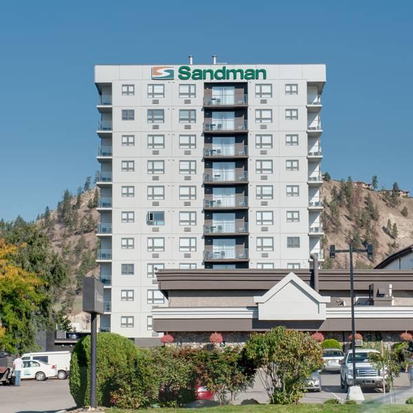 Sandman Inn Kelowna - exterior