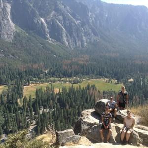 Dagje Yosemite Park - Dag 22 - Foto