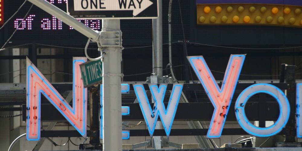 Times Square - New York - Doets Reizen