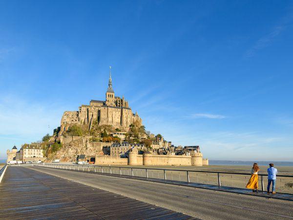 Saint Michel abdij |Frankrijk | Doets Reizen