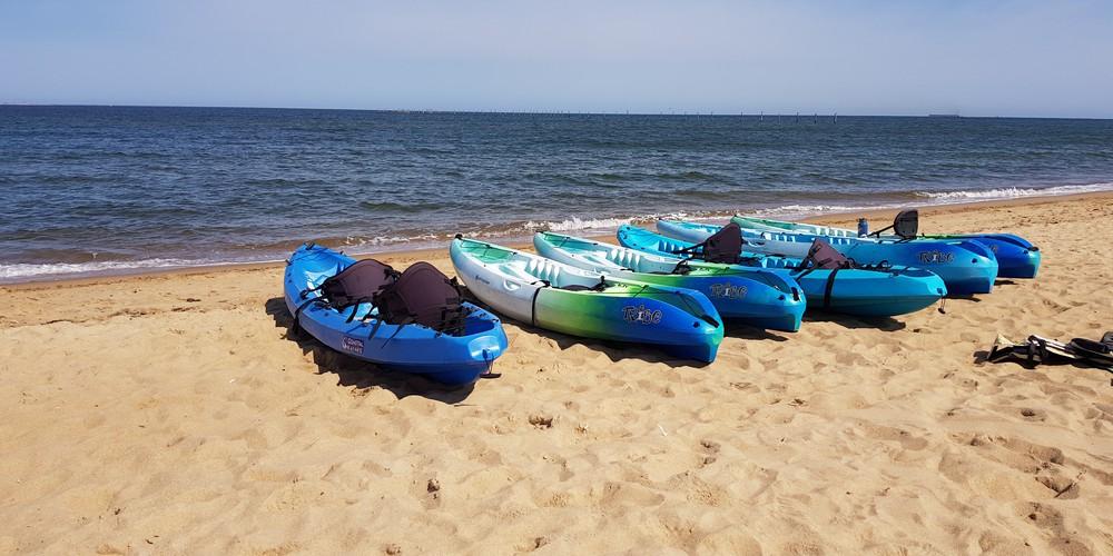 Virginia Beach - Virginia - Amerika - Doets Reizen